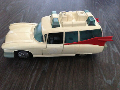 Ghostbusters, Ecto 1, Kenner, Vintage,