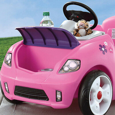 Electric Cars For Kids Children Toys Pink Car To Ride On Drive Girls