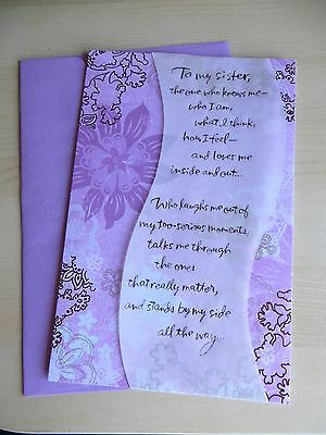 American greetings card happy birthday to my really special sister american greetings card happy birthday to my really special sister m4hsunfo