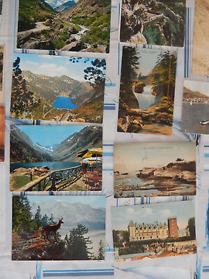 Anciennes Cartes Postales Pyreneees Cp