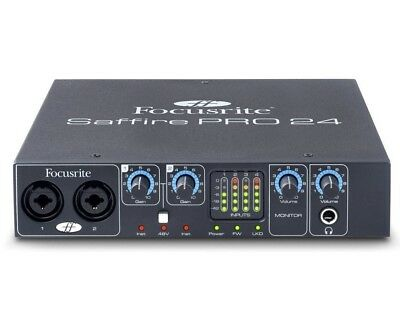 Focusrite Saffire Pro 24 Firewire Audio-Interface mit OVP