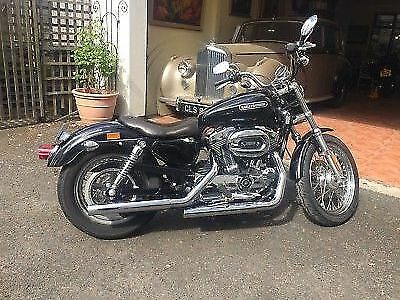 Harley Davidson Sportster XL 1200 Low. One Owner. Low Miles. Stunning condition.