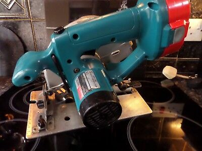 MAKITA 5621RD 18V Cordless Circular Saw + New Battery