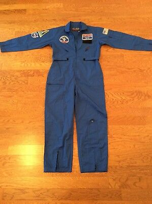 US Space & Rocket Center Space Camp Flight Suit - Youth 20
