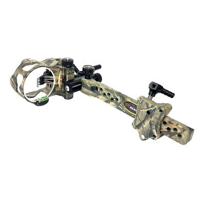 Ultra-light Micro Adjust 5 Pin .019'' Compound Bow Sight - Left & Right Hand