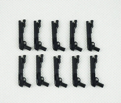 Minifigures Gift #More Weapons Accessories Machine Gun Building Toys