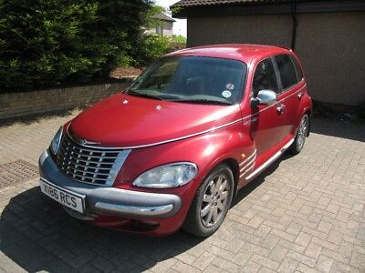 Chrysler PT Cruiser 2.0 Limited Edition. Spares or Repair.