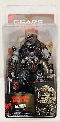 Boomer Mauler Gears Of War 2 Action Figur Neca Player Select Mib
