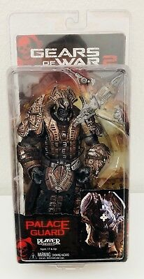 Palace Guard Gears Of War 2 Action Figur Neca Player Select Mib