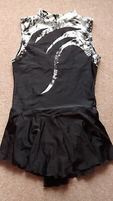 Ladies Ice Roller skating dress size 14-16 (Skating dress size 6)