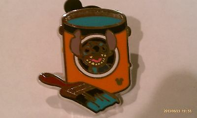 Disney Trading Pins-2012 H.M. Series-Paint Can Collection-Stitch