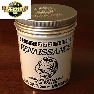 Renaissance Micro Crystalline Wax 200 ml