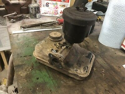 briggs and stratton model 5s gas tank and carburetor