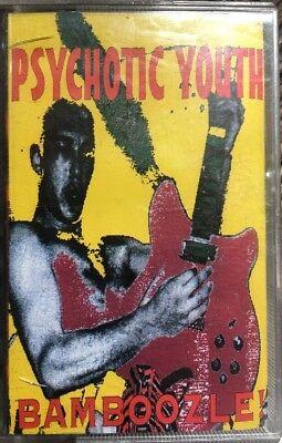 Mc Kassette Psychotic Youth - Bamboozle ! Rar