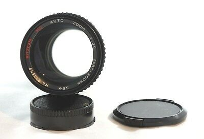 Ritzcam 80-200mm f/3.9 MC Auto Zoom Lens for Canon FD mount - As Is