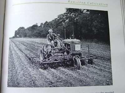 Tractors Ploughs Bulldozers Milking Oil Stationary Engines Great 1950 Farming Bk