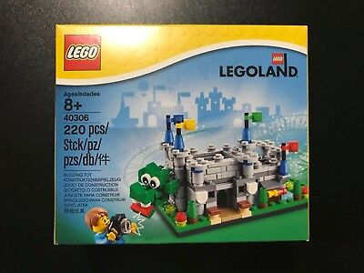 Lego Exclusive 40306 - LEGOLAND Castle - New & OVP