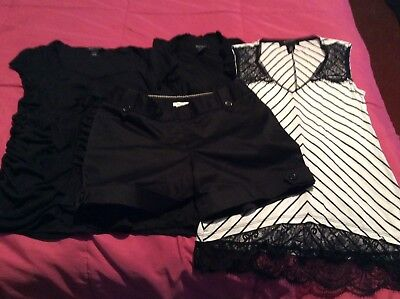 Lot of Small White House Black Market Women clothes