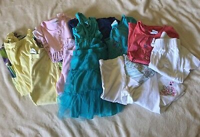 Huge 13pc Lot Girls Naartjie Clothing Sx 7/8 XL & XXL