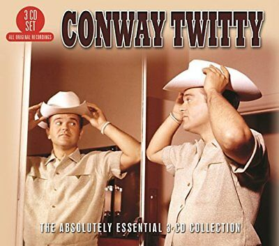 Conway Twitty - The Absolutely Essential 3 Cd Collection