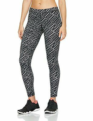 Under Armour oberbekleidung Favorite Legging All Over Word Mark Collant XS,S,...