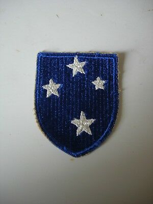 Americal Division WWII Shoulder Sleeve Insignia SSI