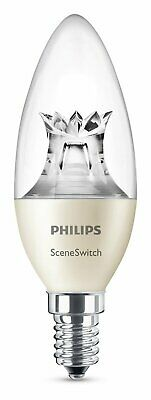 Philips Ampoule LED SceneSwitch 3 ambiances 40W E14
