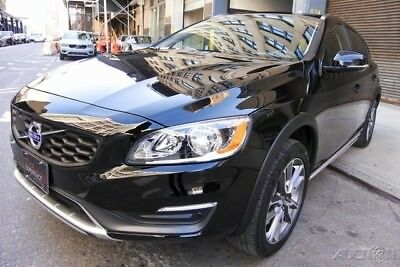 Volvo V60 Cross Country T5 2015 T5 Used Certified Turbo 2.5L I5 20V Automatic AWD Wagon Premium Moonroof