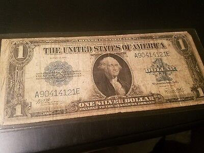 1923 $1 Reserve note