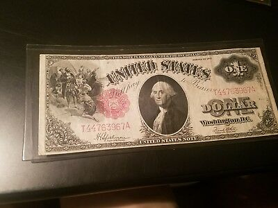 1917 $1 Reserve Note