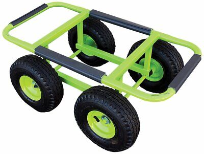 Easyroll 11030 Chariot Roulant Muti Usage Déménageur 300kg, Green