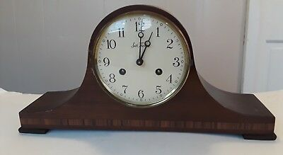 Antique Seth Thomas Westminster Mantle Clock Made in Germany