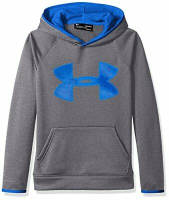 Under Armour 1299342-040 Haut à Capuche Garçon, Graphite, YXL