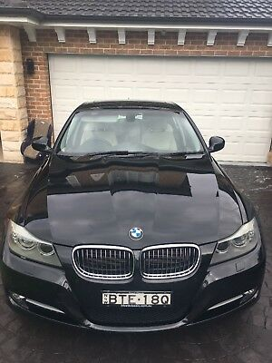 BMW 320d Sports Edition 2010 automatic