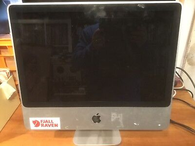 "Apple iMac 20"" Desktop no keyboard or mouse"