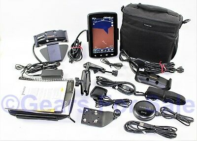 Garmin 796 Aviation GPS With XM Weather And Accessories Bundles with EXTRA