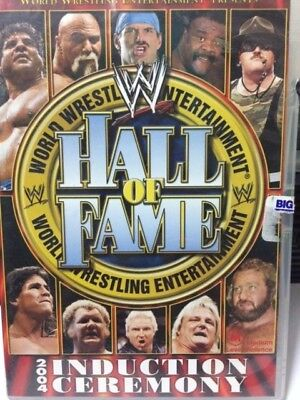 WWE - Hall of Fame Induction Ceremony 2004 - DVD