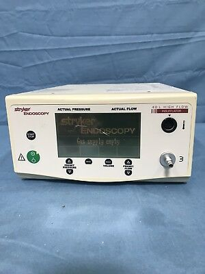 Stryker Endoscopy 40 L Highflow Insufflator 0620-040-000 / F105