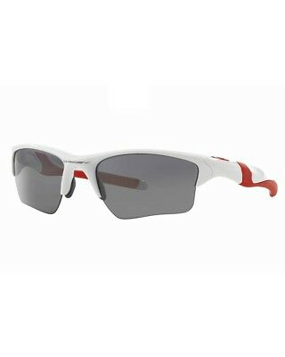 2689b77c85 Oakley Occhiali Half Jacket 2.0 XL, Polished White/Black Iridium