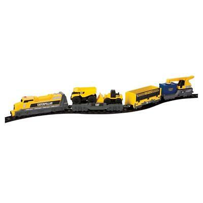 CAT Iron Diesel Train Set - Motorised Train Set