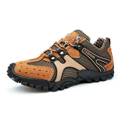 Men's Summer Outdoor Climbing Shoes Hiking Trail Trekking Shoes Fashion Sneakers