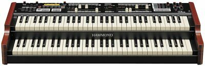 HAMMOND new SKX Stage Keyboard_Orgel pro_2x 61 Tasten_2x9 Drawbars_NEU_EINTAUSCH