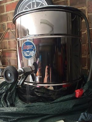 Vintage Langco 4 Gallon Urn Hot Water Boiler Large Working Man Cave