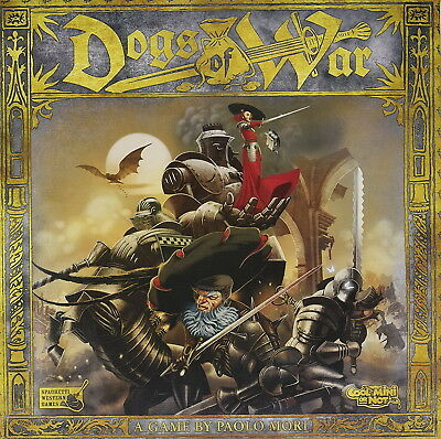 DOGS OF WAR Cool Mini Or Not