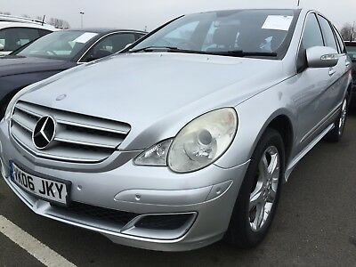 06 Mercedes R320 3.0 Cdi Sport Amg Kit, Nav *7 Seats* Smoky On Idle Drives Fine
