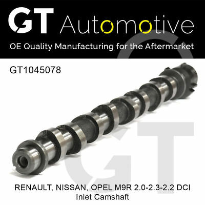 Camshaft For Renault Nissan Opel Inlet M9R  2.0-2.3-2.2 Dci 8200827912