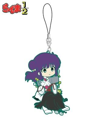 Ranma 1/2 Trading Rubber Strap Collection Cellphone Charm Clasp Shampoo & Mousse