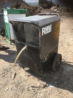 Rhino Rd4s Industrial Dehumidifier Spairs Or Repairs