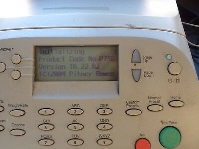 PItney BOwes POST By phone P730 Machine