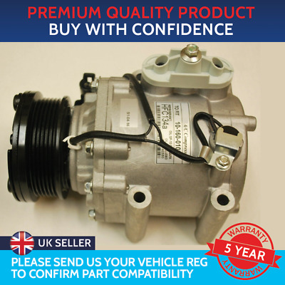 TRANSIT JAGUAR X-TYPE BRAND NEW AIR CON COMPRESSOR/PUMP FORD COUGAR MONDEO